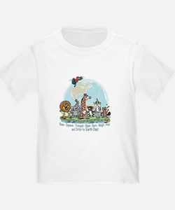 Animals for Earth Day T