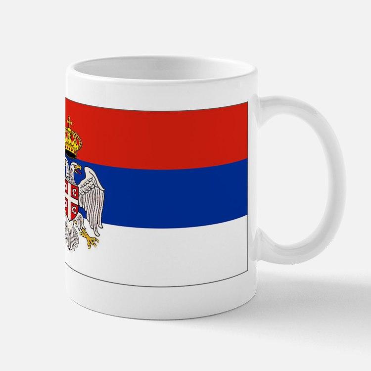 Serbian Small Small Mug