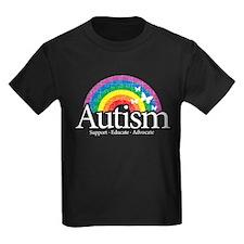 Autism Rainbow T
