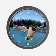 Cute Illusional art Wall Clock