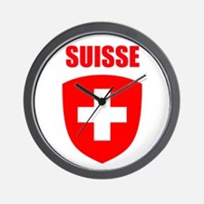 Suisse Wall Clock