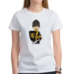 Cute Crusader Knight Women's T-Shirt