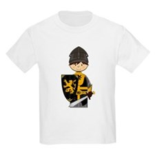 Cute Crusader Knight T-Shirt
