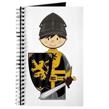 Cute Crusader Knight Journal
