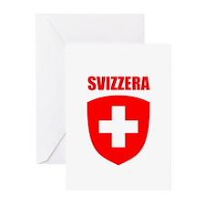 Svizzera Greeting Cards (Pk of 20)