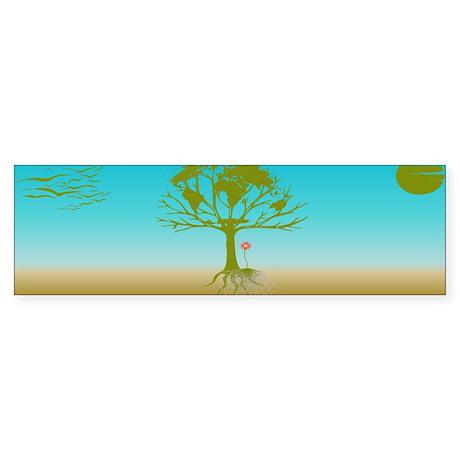 World Tree Sticker (Bumper)