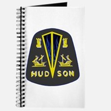 Dark Hudson Logo Journal