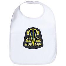 Dark Hudson Logo Bib
