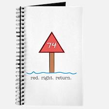 Red Right Return Journal