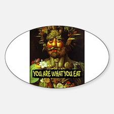 YUMMY Sticker (Oval)