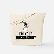 Cute Pistol Tote Bag