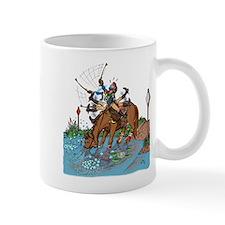 Horse blowing Bubbles Mug