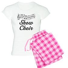 Show Choir Musician Women's Light Pajamas