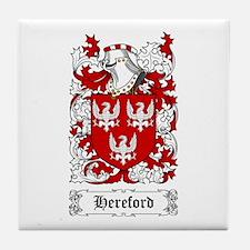Hereford Tile Coaster