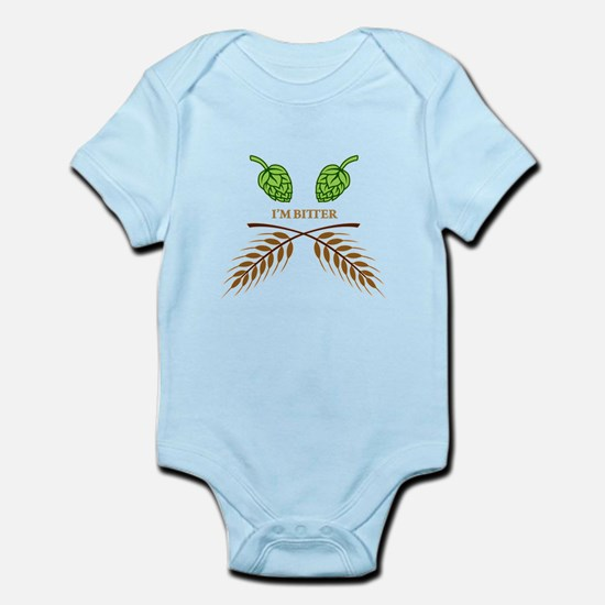 I'm Bitter Infant Bodysuit