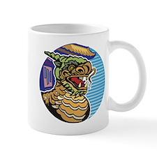 Funny Panda wall Mug