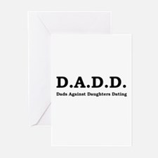 D.A.D.D. Greeting Cards (Pk of 10)