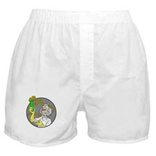 Mad Science Boxer Shorts