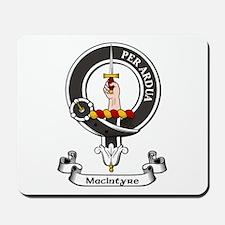 Badge-MacIntyre Mousepad