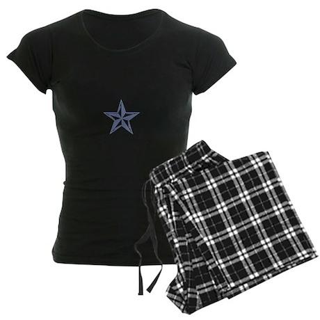Naval Star Women's Dark Pajamas
