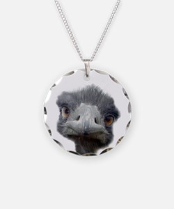 Ostrich Necklace