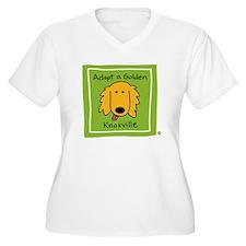 Cute Golden retriever rescue T-Shirt
