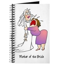 Funny Mother of the Bride Journal