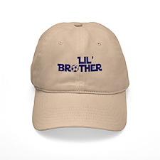 Lil' Brother Soccer Baseball Cap