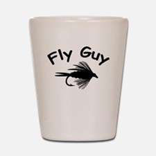 FLY GUY Shot Glass