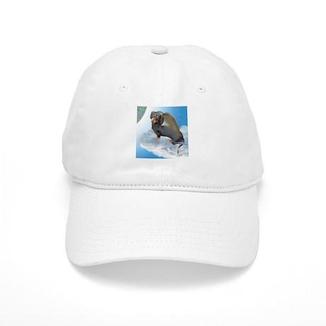 Angel Dachshund Dogs Cap