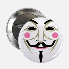 "Cute Occupy wall street 2.25"" Button"