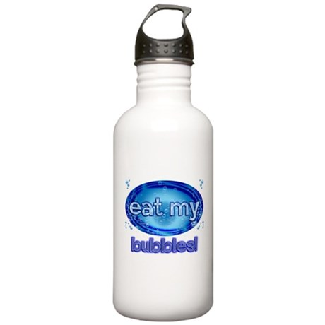 Bubbles Stainless Water Bottle 1.0L