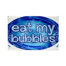 Bubbles Rectangle Magnet (10 pack)