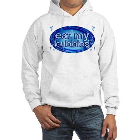 Bubbles Hooded Sweatshirt