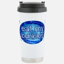 Bubbles Stainless Steel Travel Mug