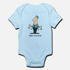 Funny Father of the Bride Infant Bodysuit