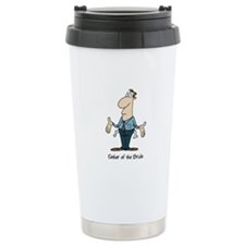 Funny Father of the Bride Travel Mug