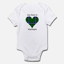 Heart-MacIntyre Infant Bodysuit