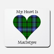 Heart-MacIntyre Mousepad