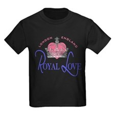 London England Royal Love T