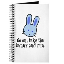 Take the Bunny and Run Journal