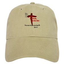 Jesus is the way,truth,life. Baseball Baseball Cap