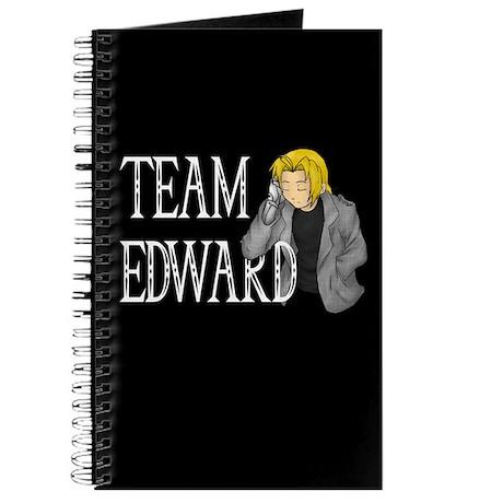 Team Edward Elric Journal