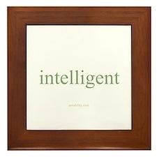 intelligent Framed Tile