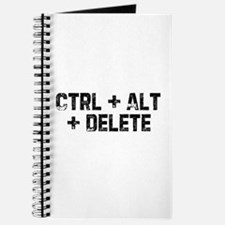 Ctrl + Alt + Delete Journal