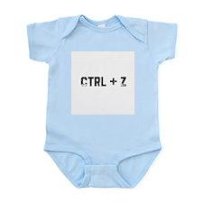 Ctrl + Z Infant Creeper