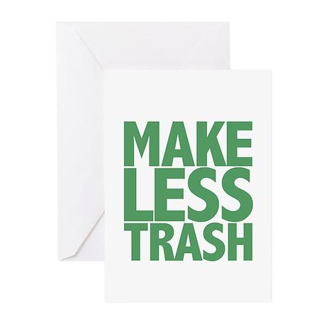 Make Less Trash Greeting Cards (Pk of 10)