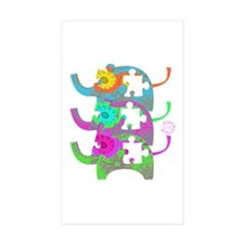 ELEPHANTS FOR AUTISM Decal