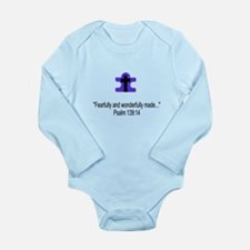 Accessories Long Sleeve Infant Bodysuit