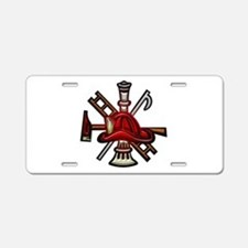 Firefighter/Rescue Tools Aluminum License Plate